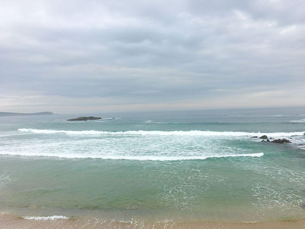 Valdoviño - A Coruña - Playa da Frouxeira