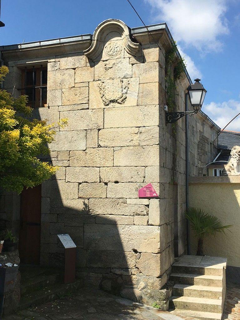 Villa medieval de Manzaneda - Trives - Carcere dos Sarmiento