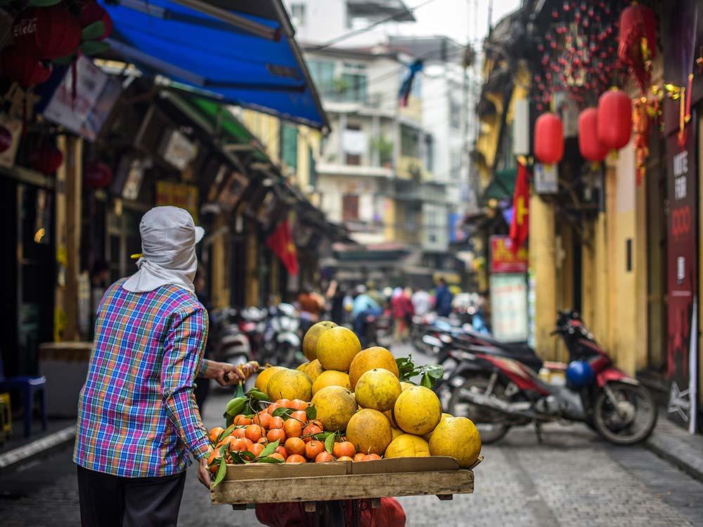 El día a día en Vietnam