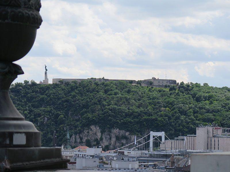 Visita a la Basílica de Budapest - Vistas Monte Gellert