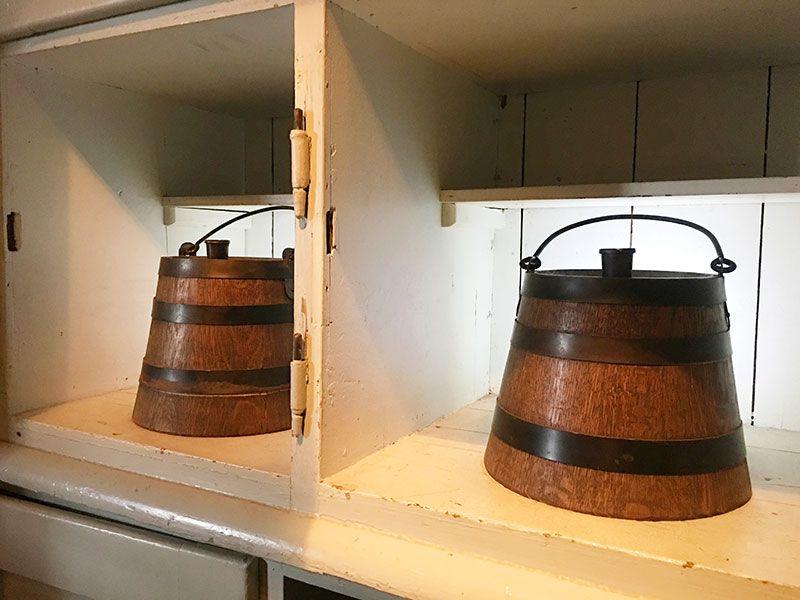 Visita a la fábrica Carlsberg - Copenhague - Antiguamente se daba una ración diaria de 4 litros de cerveza a cada trabajador