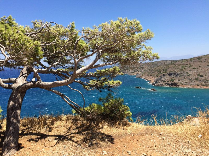 Qué ver en Creta - Lassithi - Bahía de Elounda