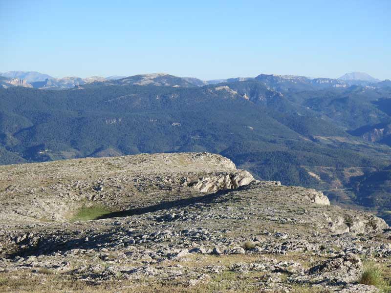 Vistas desde la Piedra del Cambrón