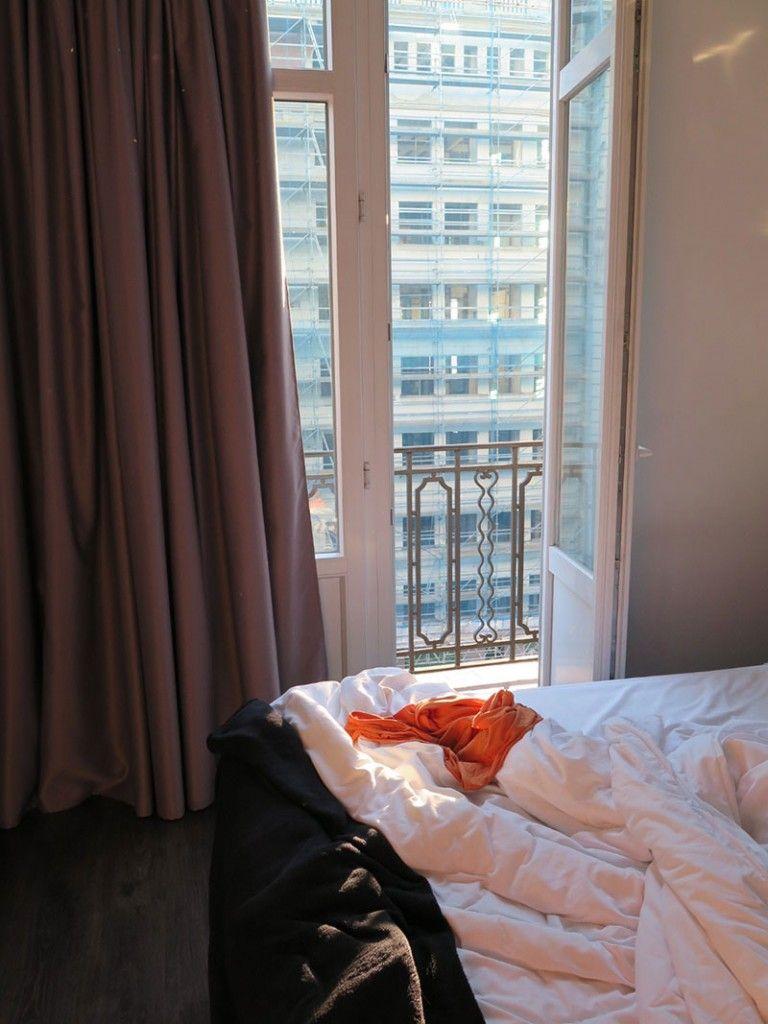 Vitium Urban Suites - Hostal en la Gran Vía de Madrid - Habitación