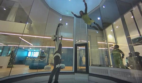 Windobona, experimentando la increíble sensación de volar!