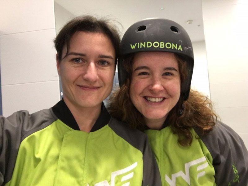 Windobona Madrid - Primer túnel de viento de Madrid capital - Preparadas