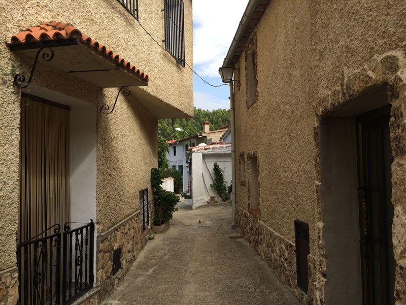 Yeste turimo rural - Calles de Collado Tornero