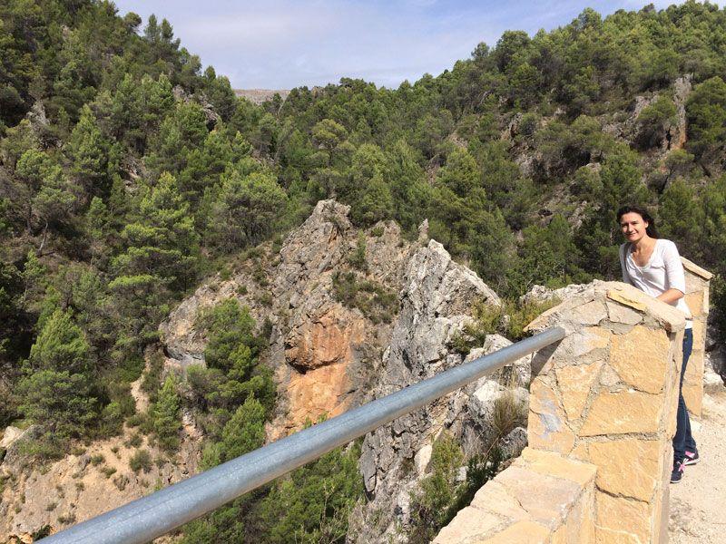 Yeste turismo rural - Mirador a la serranía de Yeste